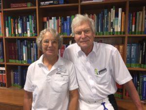 Drs Sabine and Burkhard Mai